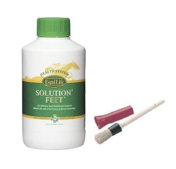 solution 4 feet