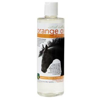 orange oil horse shampoo