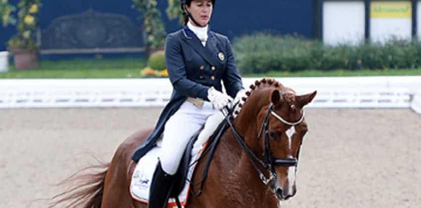 Catherine Haddad-Staller – Dressage