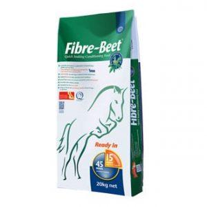 fibre-beet fast setting beet pulp with alfalfa