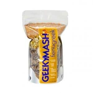 geekymash, bran free mash