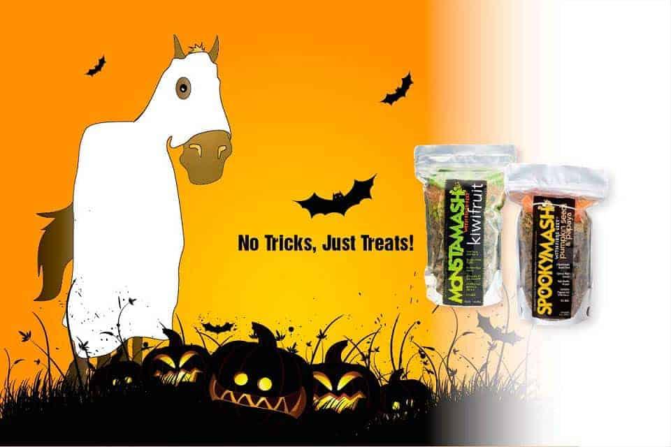 SpookyMash and MonstaMash – Buy 3, get 1 free!