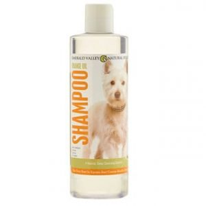canine orange shampoo